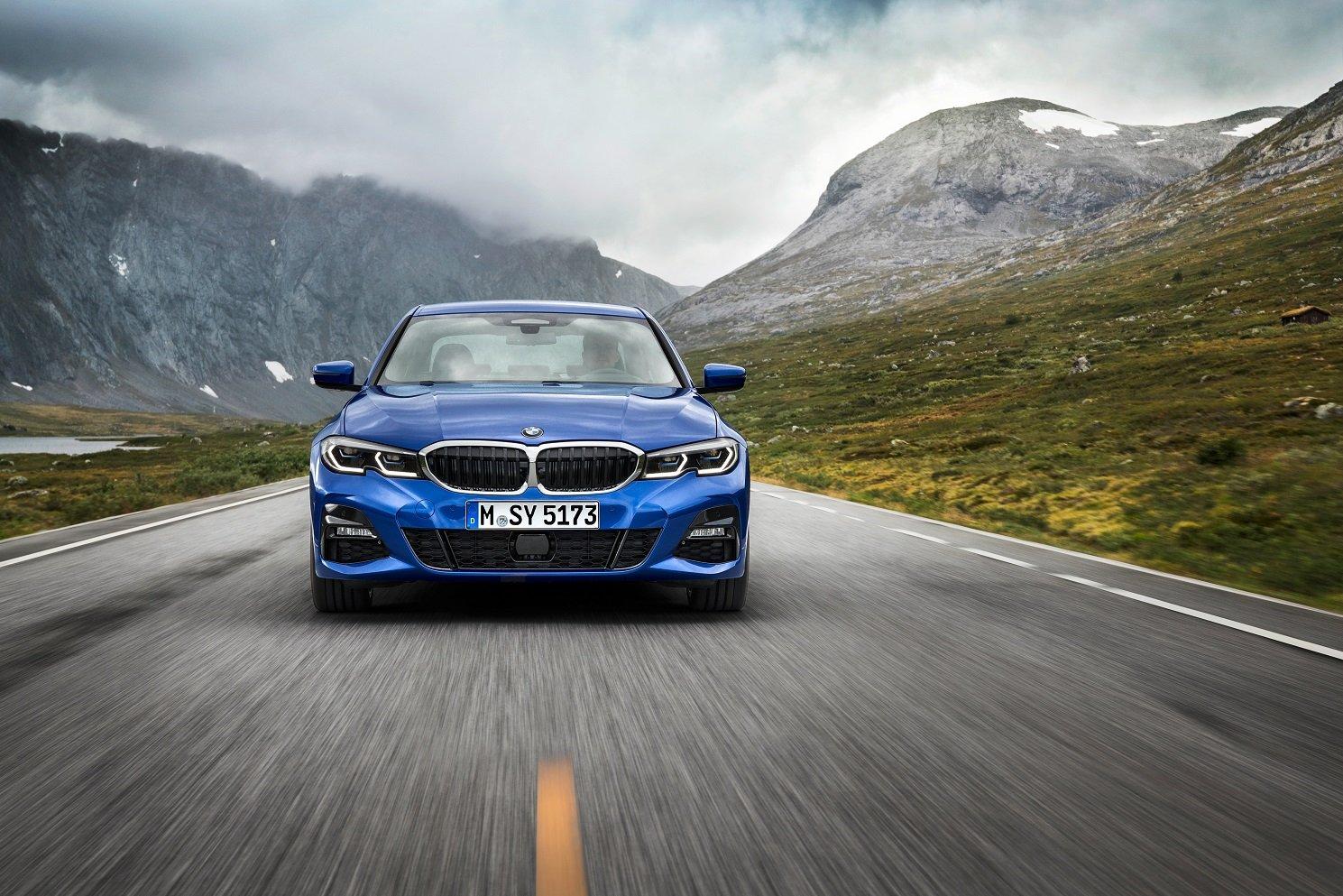 El BMW Serie 3 es un modelo icónico