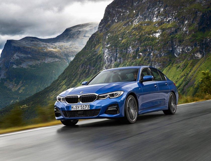 El BMW Serie 3 es un modelo popular para la marca