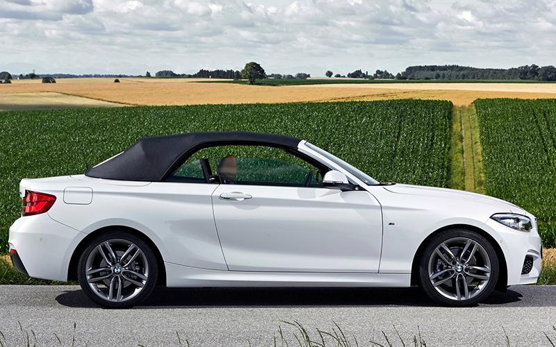 BMW Serie 2 220i Convertible 2021 resena opiniones