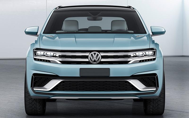 Volkswagen camioneta conceptual