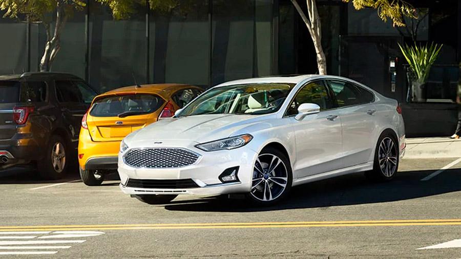 Su diseño parte de la segunda generación Ford Fusion precio mexico que se presentó en 2013