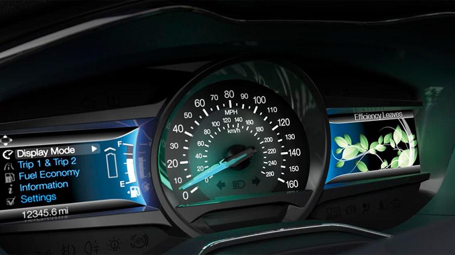 El tren motriz de la versión híbrida de Ford Fusion precio mexico despliega 188 caballos de fuerza