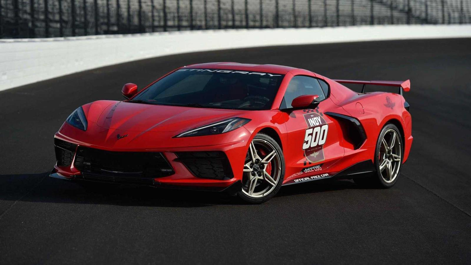 Chevrolet Corvette C8 Indy 500