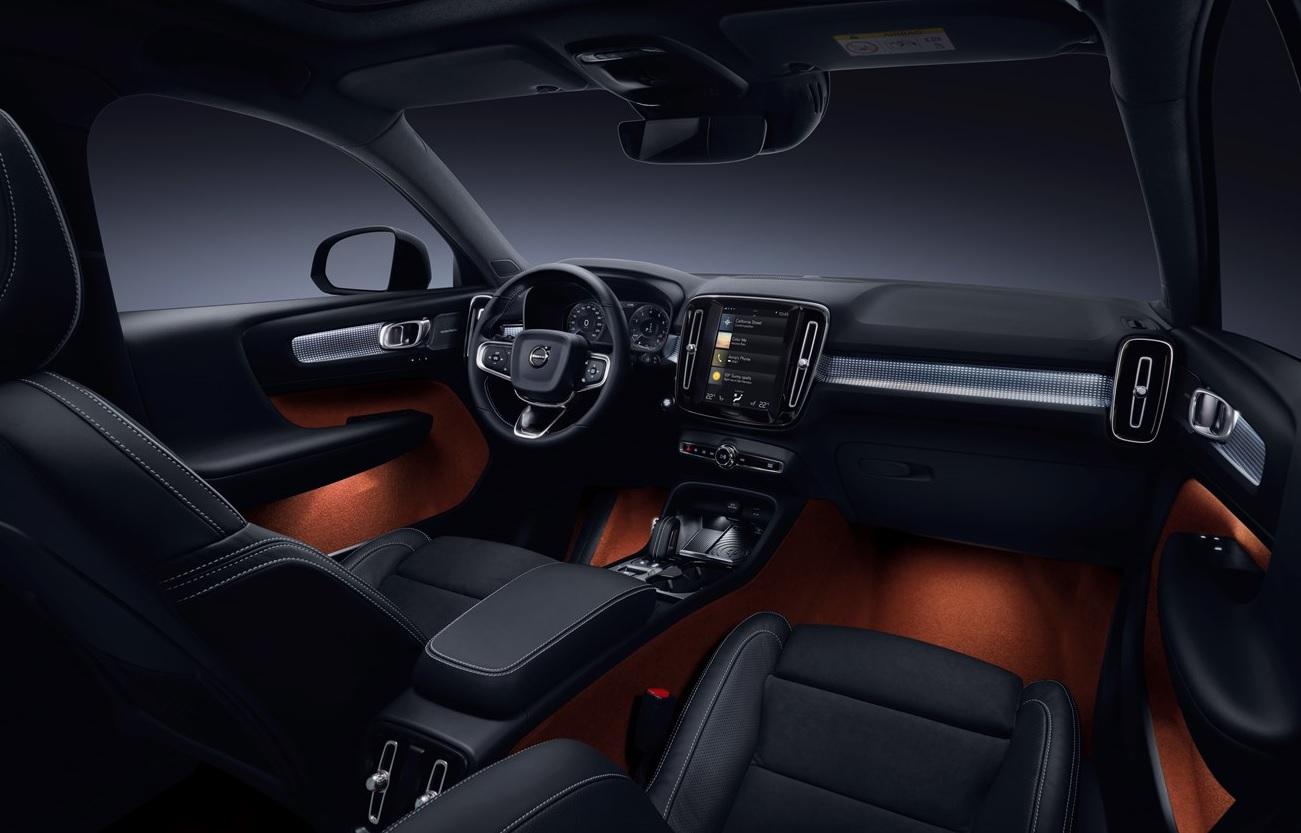 Volvo XC40 precio mexico