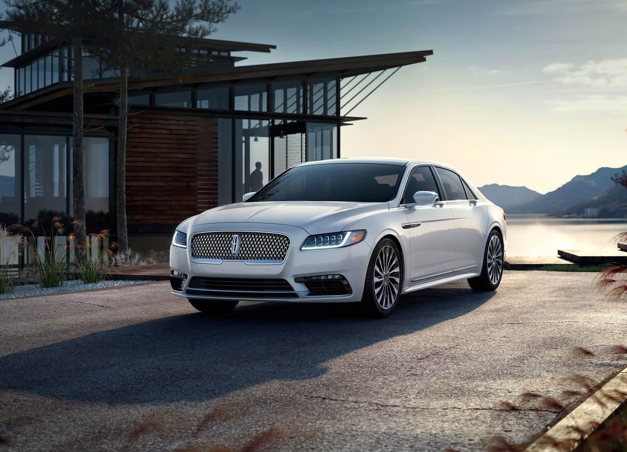 El Lincoln Continental precio mexico es un sedán elegante