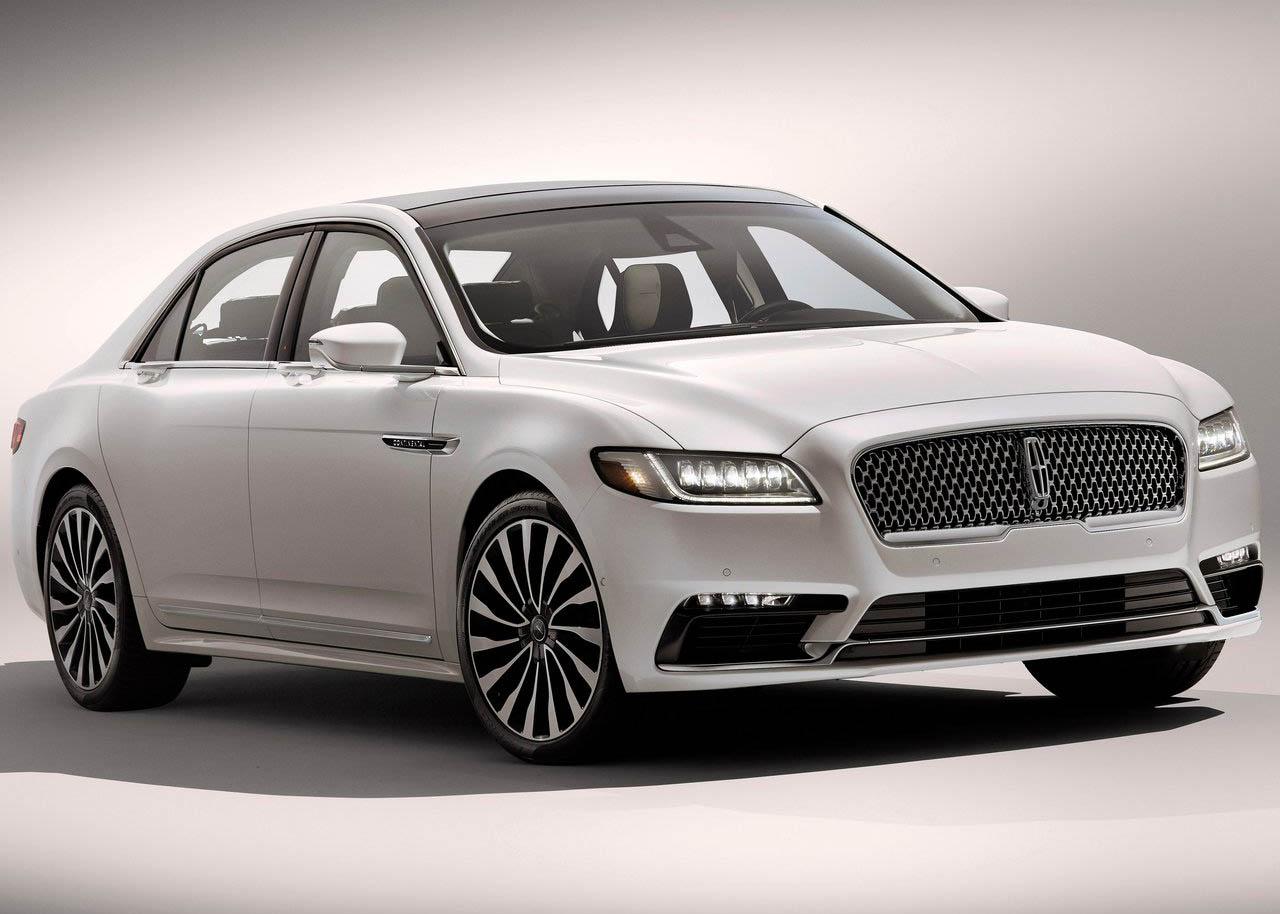 El Lincoln Continental precio mexico es un sedán de lujo