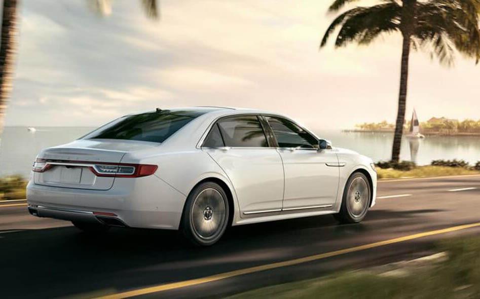 El Lincoln Continental precio mexico tiene una buena configuración mecánica