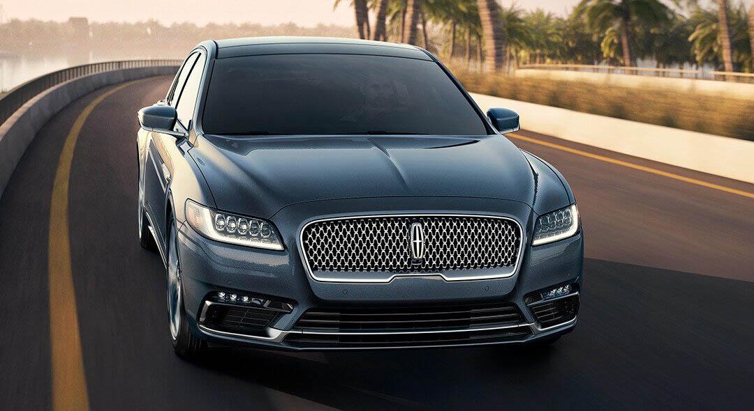 El Lincoln Continental precio mexico tiene un motor V6