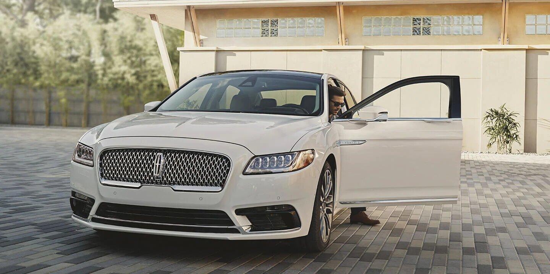 El Lincoln Continental precio mexico tiene una sola opción de motor