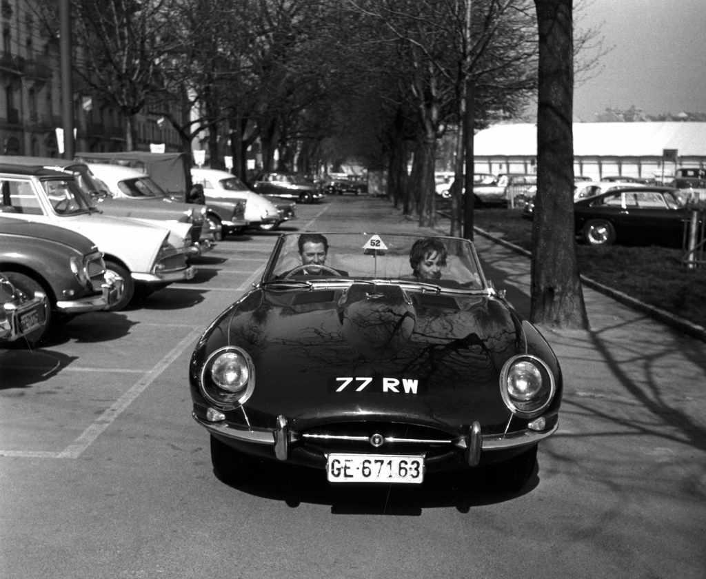 Jaguar E-Type 60 Collection, homenaje a un icono