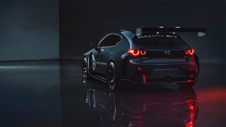 Load Road Racing era el socio estratégico de Mazda para el desarrollo