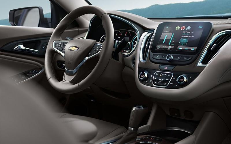 Chevrolet Malibu usado
