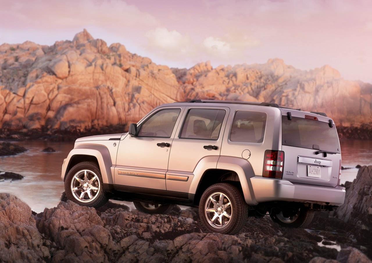 Jeep Liberty platinum