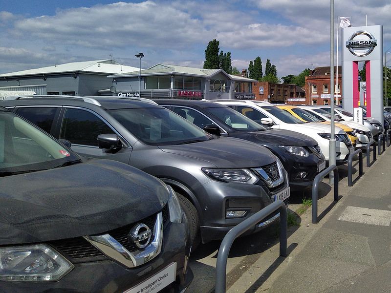nissan lote
