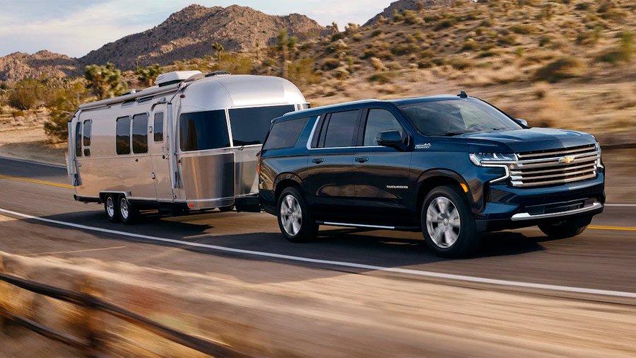 La Chevrolet Suburban 2021 representa la llegada de una nueva generación a territorio nacional