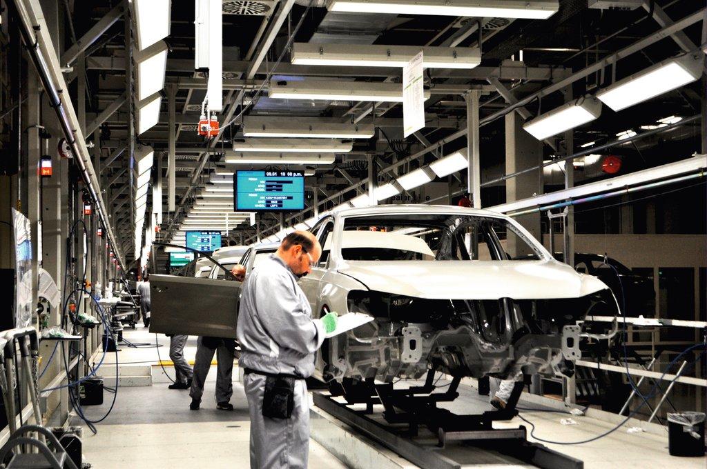 La planta de Volkswagen en Chattanooga producirá baterías y celdas