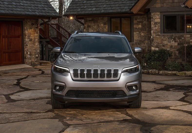 Jeep Cherokee cabeza