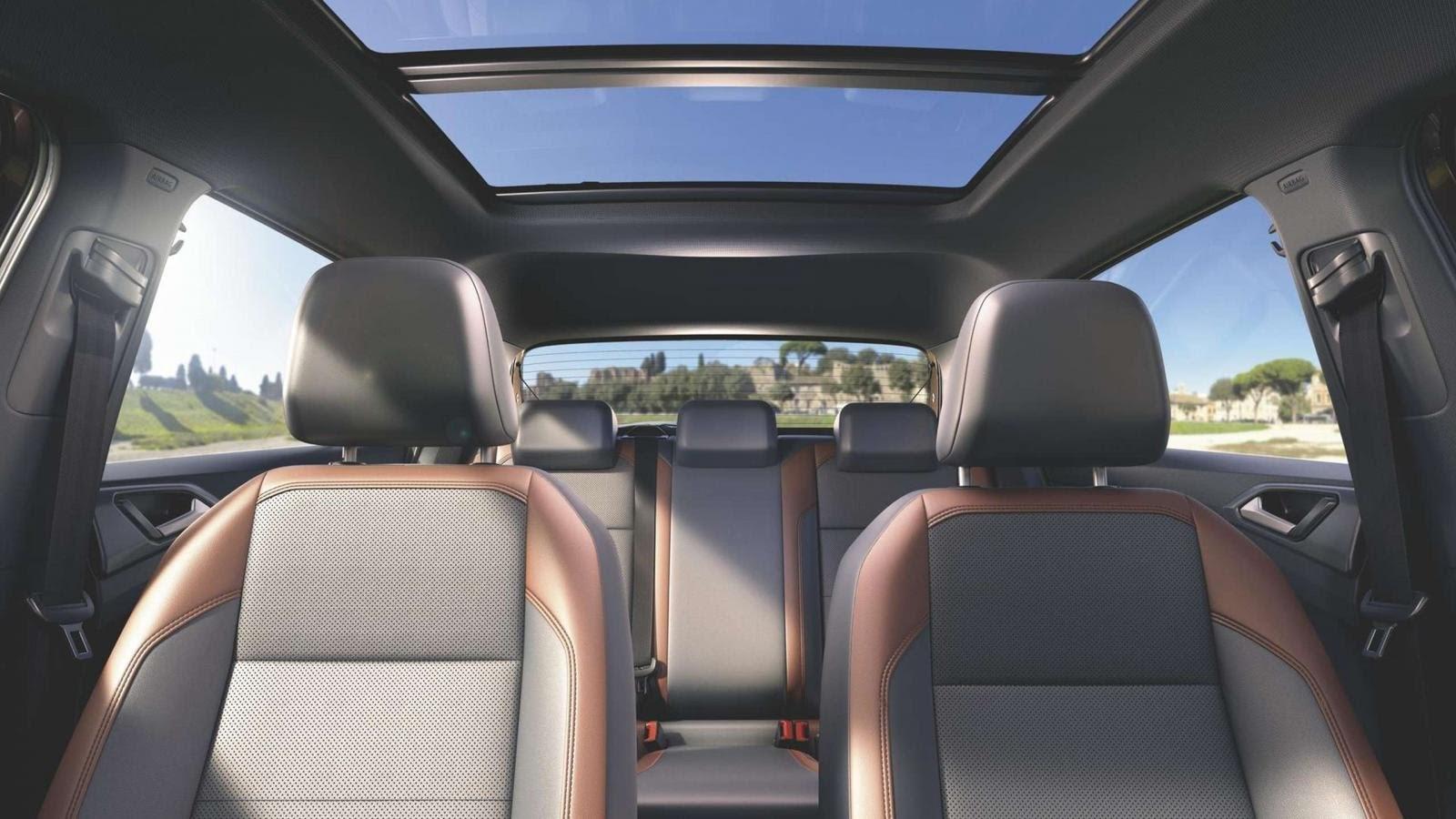 Volkswagen T-Cross interior