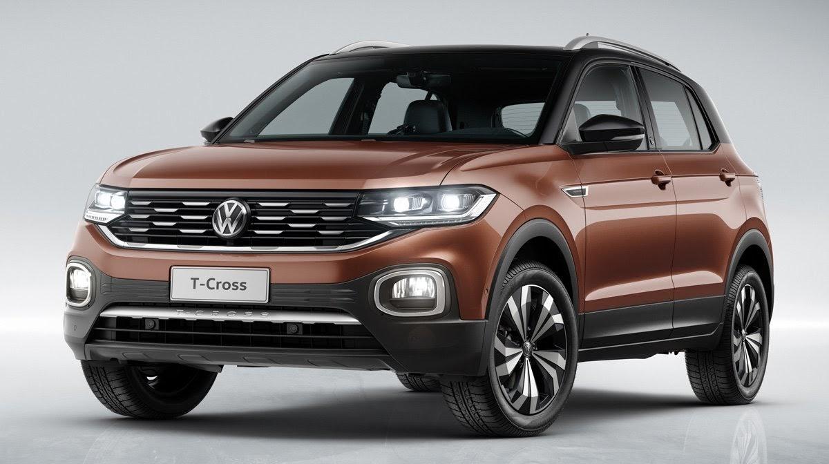 Volkswagen T-Cross precios