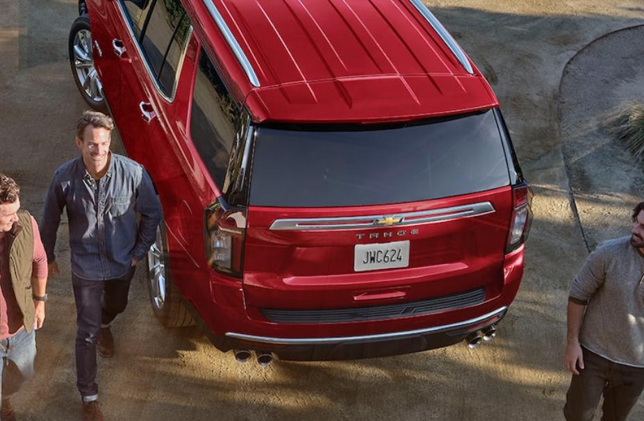 Chevrolet Tahoe precio mexico