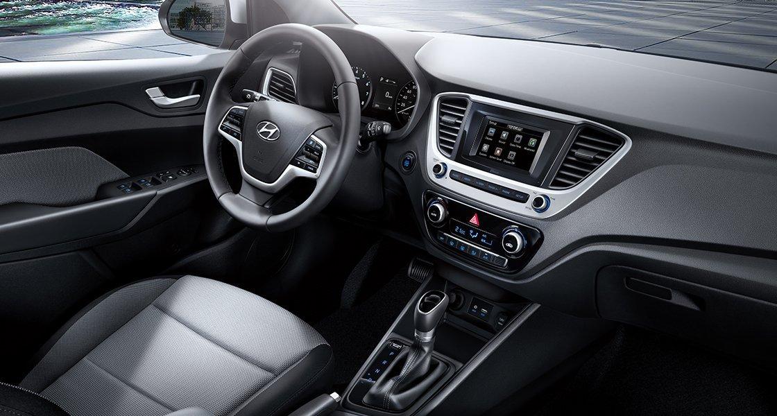 Toyota Yaris Sedán S CVT 2020 Hyundai Accent Sedán MID TA 2020 Comparativa