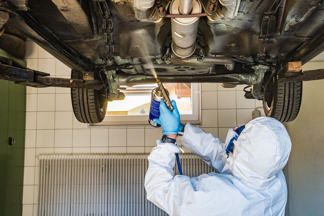 Los talleres mecánicos han tenido pocos vehículos para servicio