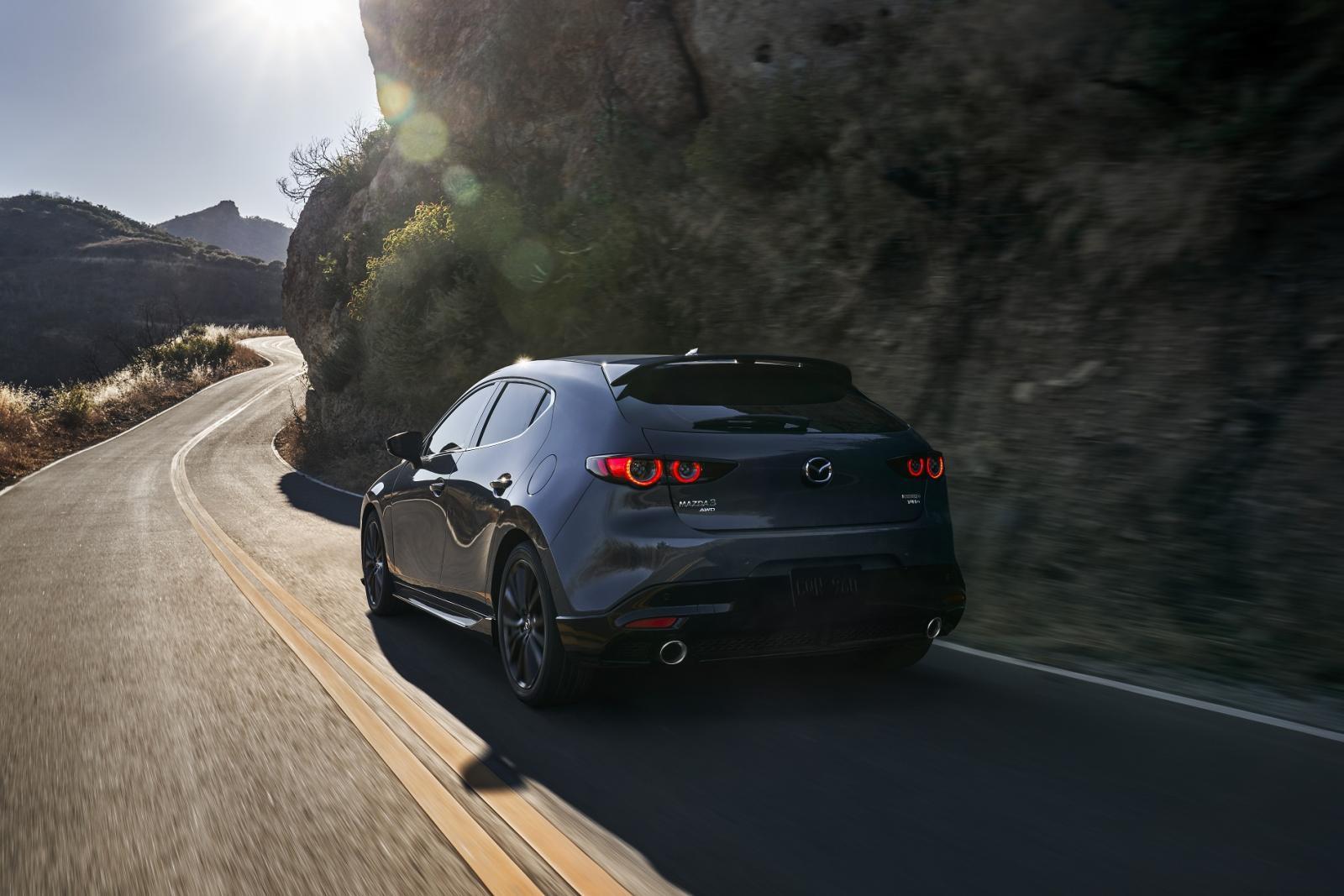 Mazda 3 Hatchback Signature 2021 resena opiniones