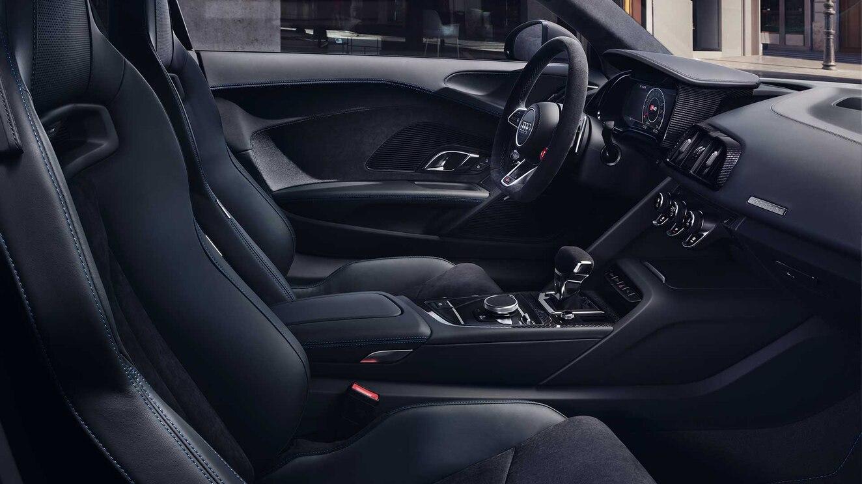 Audi R8 precios interior