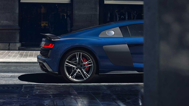 Audi R8 precios trasera