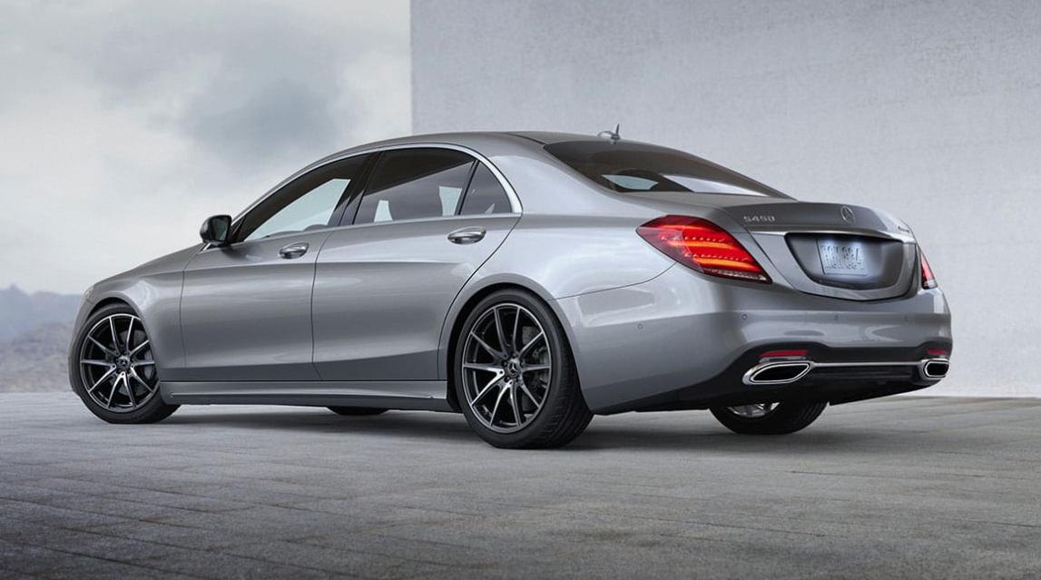 La Clase S de Mercedes-Benz