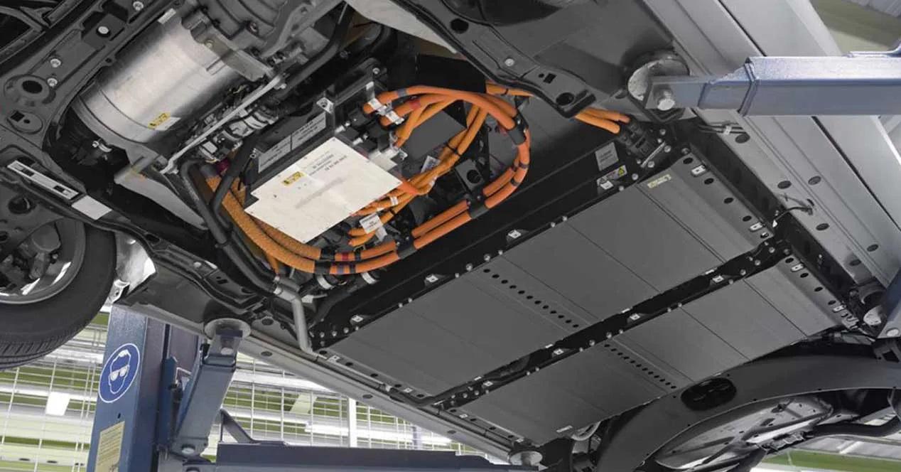 Batería ion-litio