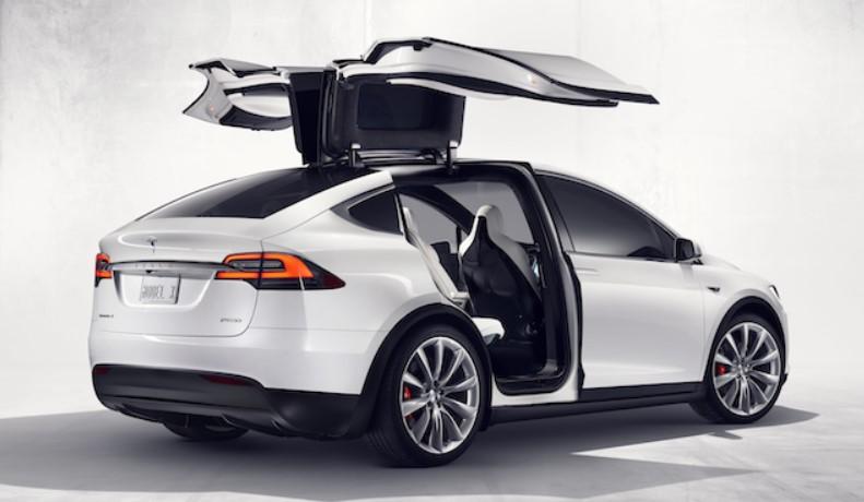 Tesla Model X precio 5