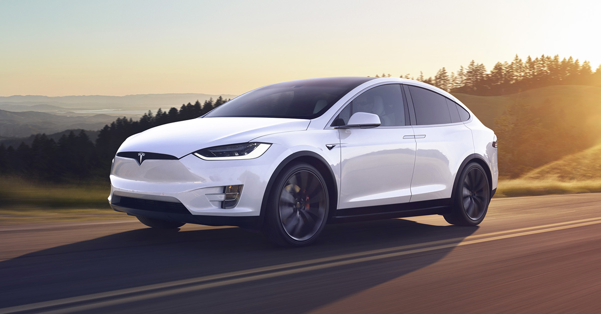 Tesla Model X precio mexico