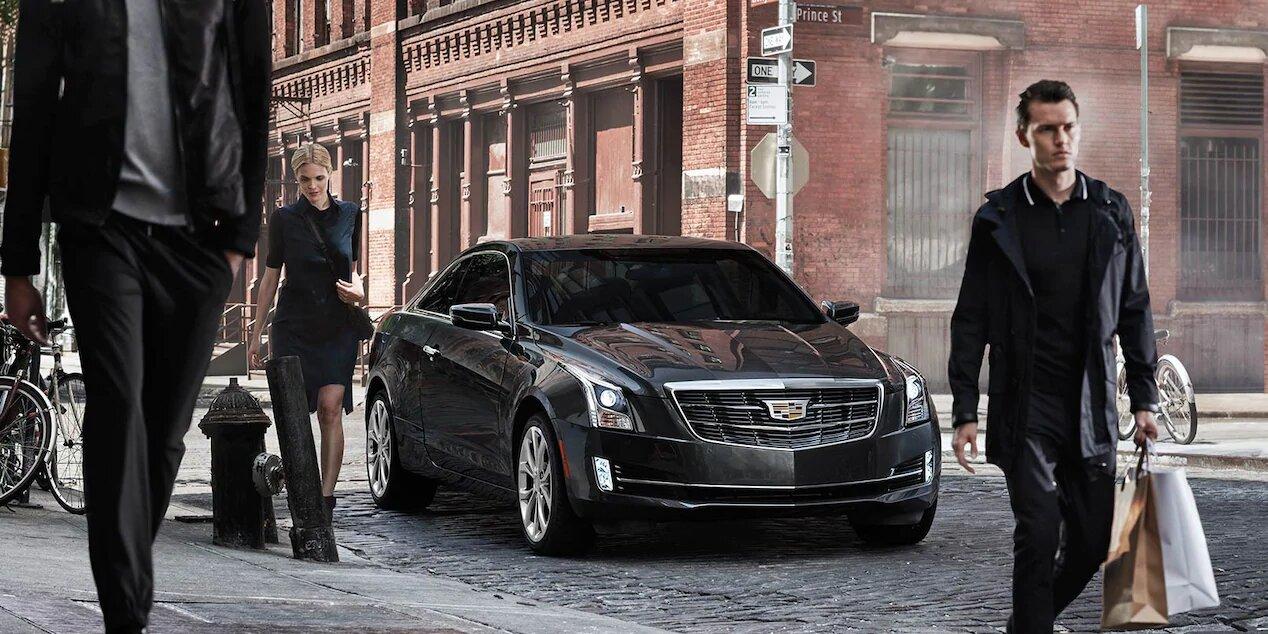 El Cadillac ATS Coupé tiene solo una opción de motor