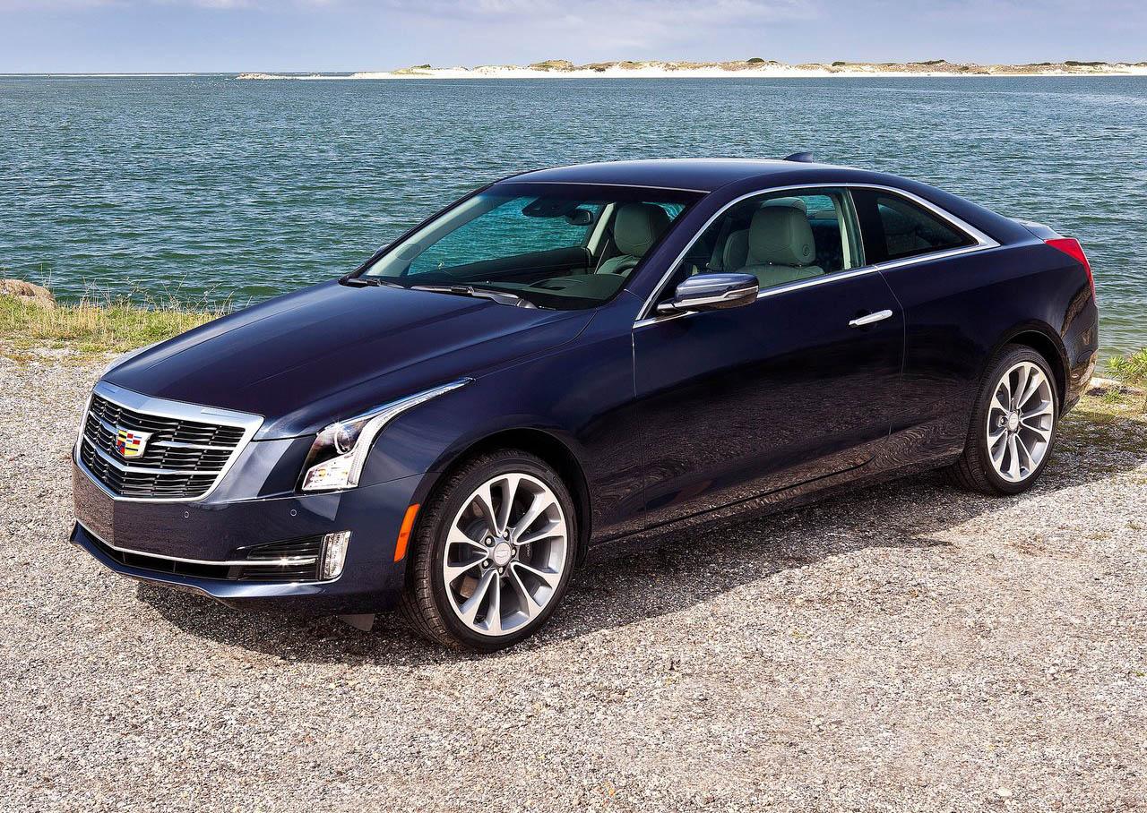El Cadillac ATS Coupé se vende en una versión en México