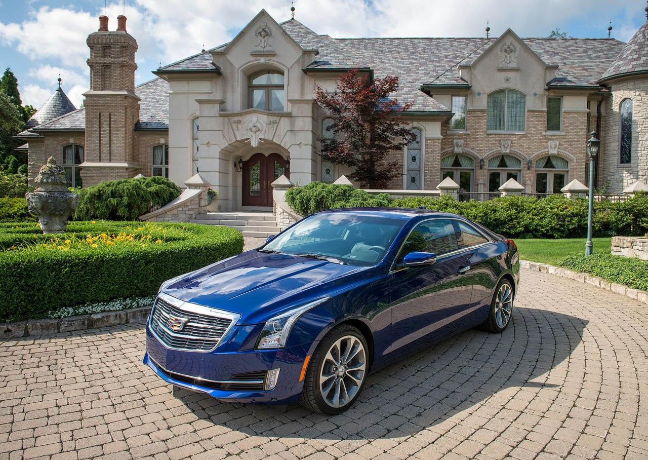 El Cadillac ATS Coupé es un deportivo de lujo