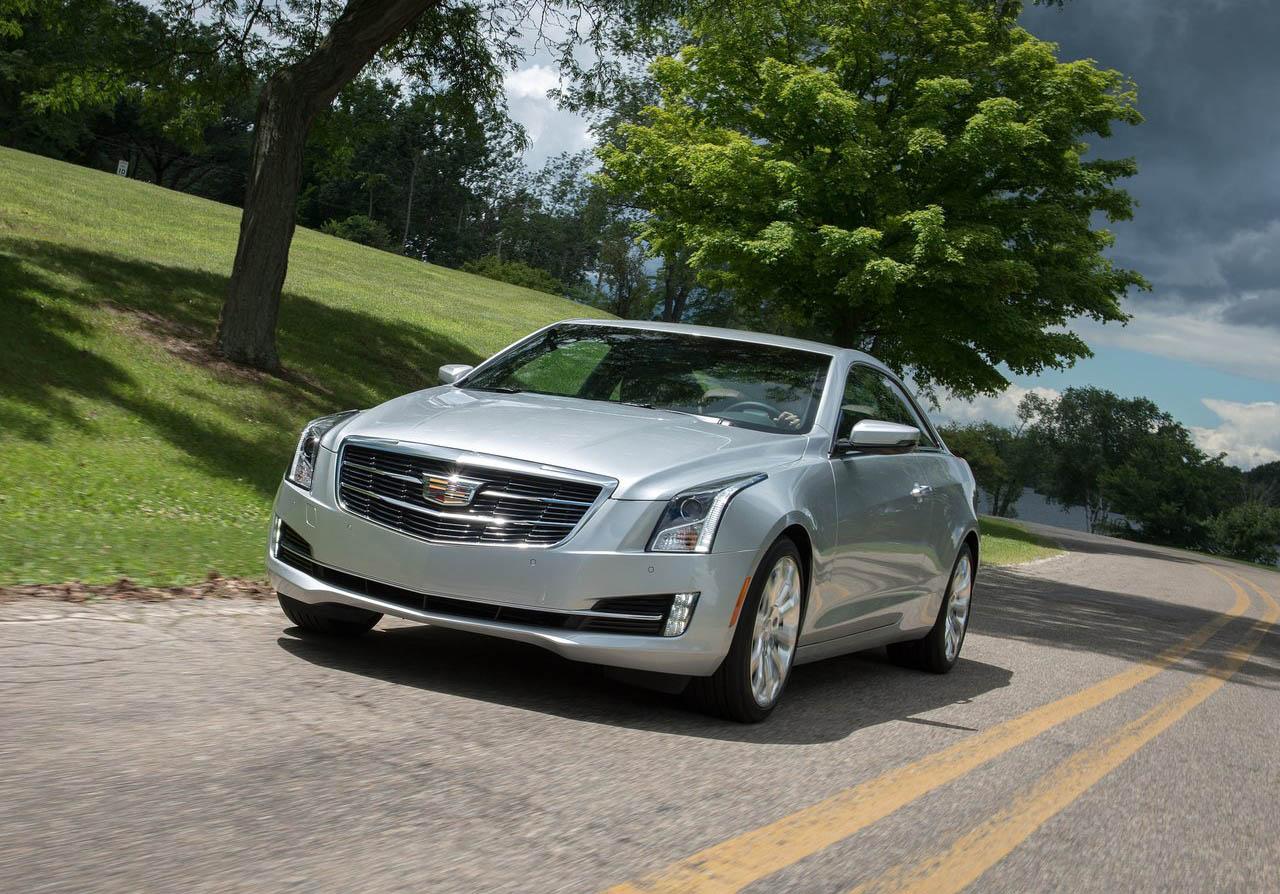 El Cadillac ATS Coupé tiene un diseño elegante