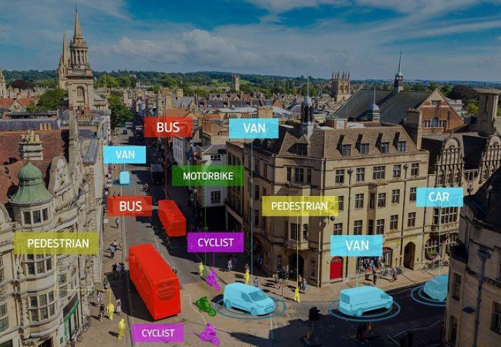 La tecnología de Ford podría detectar zonas con probabilidad de accidentes