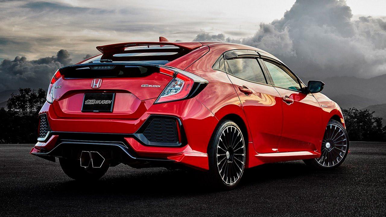 Mugen es un auto con gran experiencia en las preparaciones para Honda