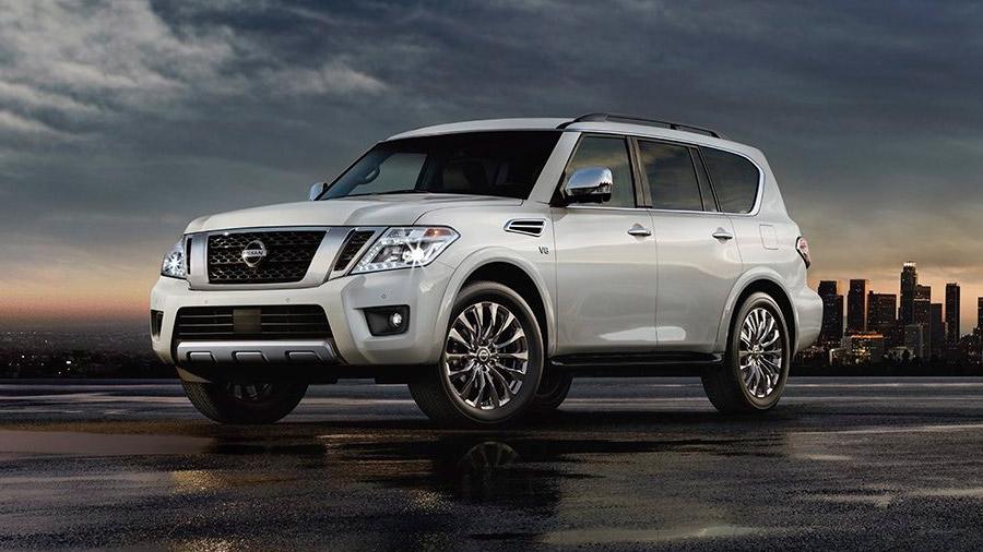 La Nissan Armada es una SUV espaciosa y con varias características para el confort