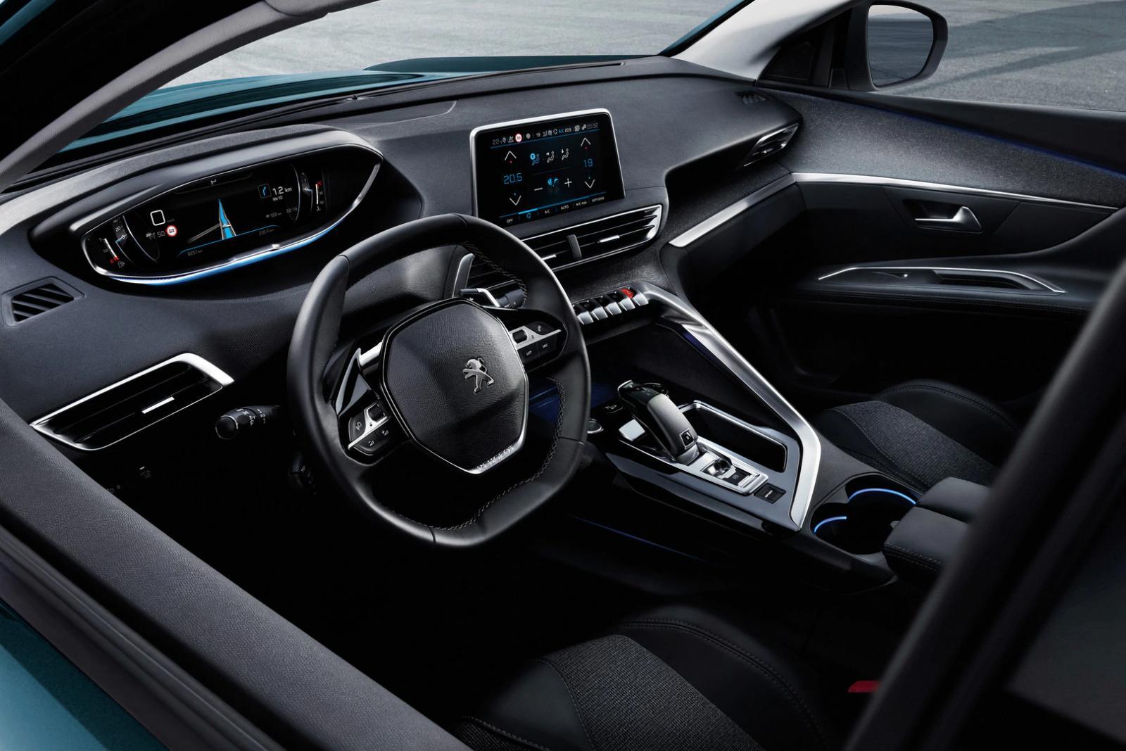 Peugeot 5008 precio mexico