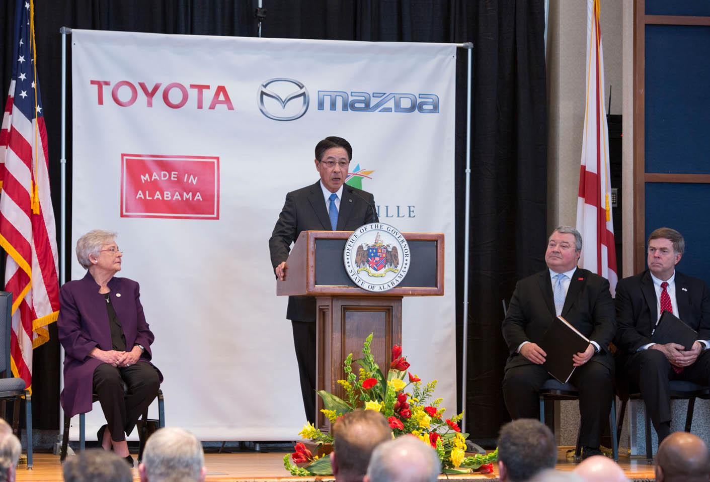 Toyota y Mazda han compartido trabajo para su desarrollo