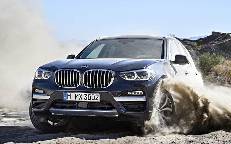 BMW X3 precio mexico