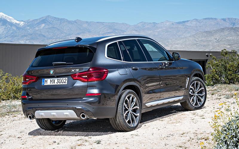 BMW X3: Precios y versiones en México 11/2020