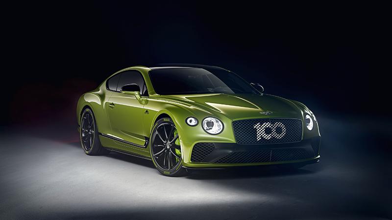 Bentley Pikes Peak Continental GT by Mulliner