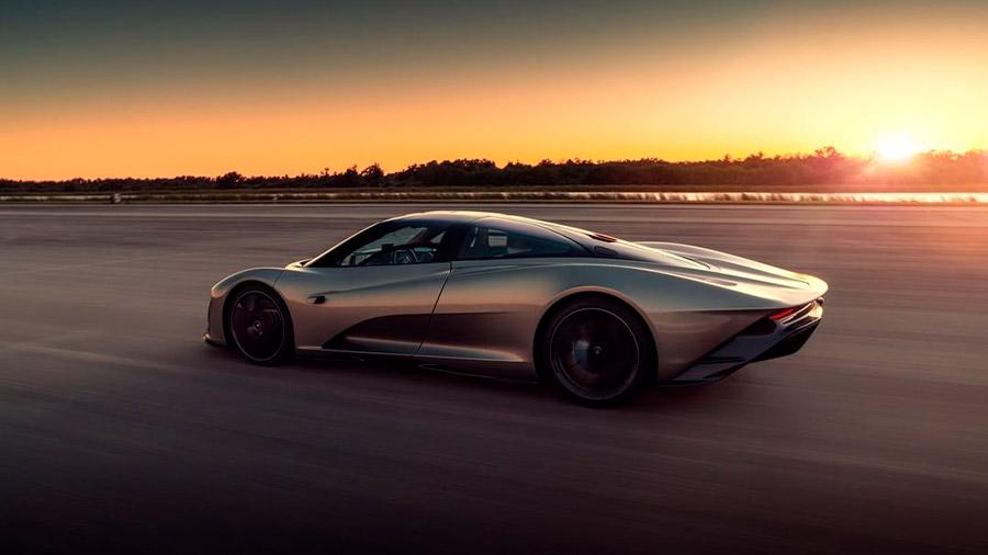 Aunque el McLaren Speedtail y el P1 son híbridos, el modelo del año próximo será el primero con una plataforma dedicada