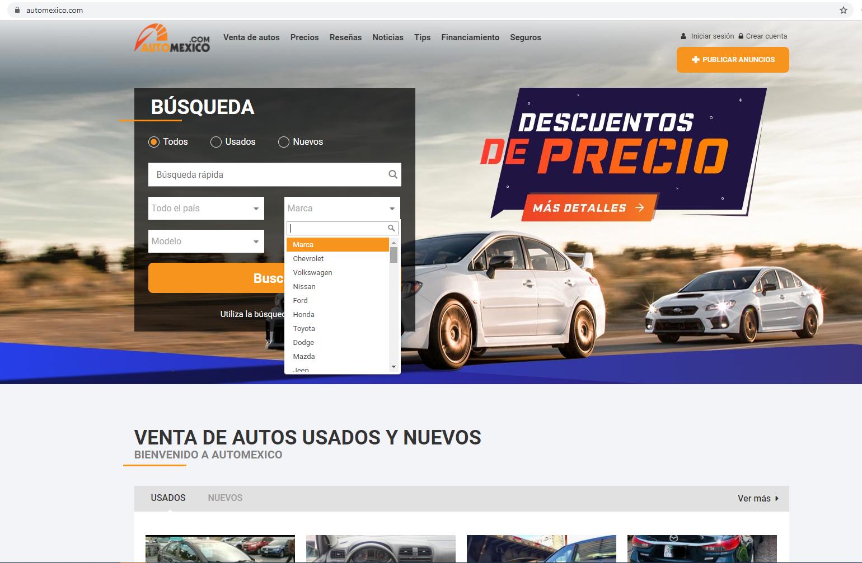 ¿Por qué te recomendamos utilizar los servicios de Automexico.com?