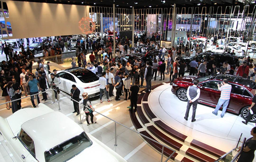 El Auto Show de Beijing se llevaría a cabo pese al coronavirus