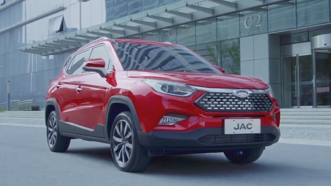 La JAC Sei 4 tiene motor cuadro cilindros