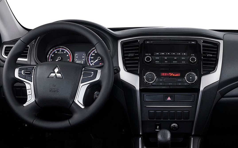Mitsubishi L200 GLX 4x2 2021 resena opiniones
